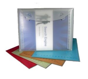 Conformer plastic portfolio available in 5 stock colors